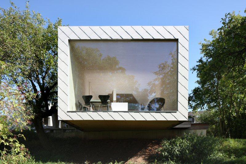 holzbauten informationsdienst holz. Black Bedroom Furniture Sets. Home Design Ideas